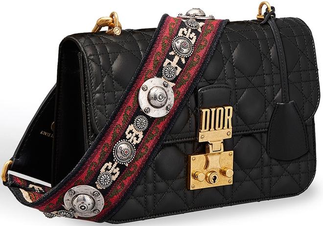 Sau túi J'adior, giới mộ điệu lại nóng lòng sở hữu túi Addict của Dior - Ảnh 13.