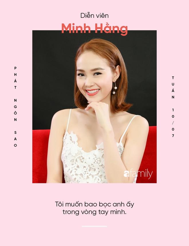 Minh Hằng muốn bao bọc bạn trai trong bóng đêm, Hoa hậu Dương Mỹ Linh phản ứng lạ với vợ cũ Bằng Kiều - Ảnh 1.