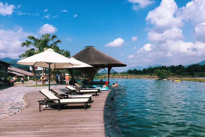 7 resort đã đẹp lại gần Hà Nội nhất định nên biết để cả gia đình nghỉ dưỡng dịp 2/9 - Ảnh 21.