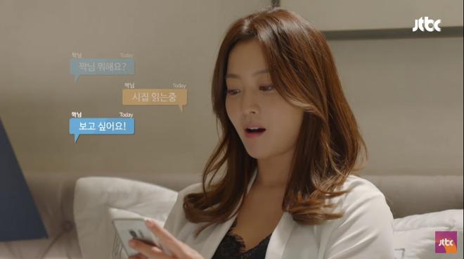 Vừa ly dị chồng, Kim Hee Sun đã vội cặp kè chàng luật sư đẹp trai - Ảnh 2.