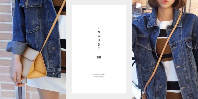 Xu hướng áo khoác mùa thu chỉ loanh quanh 4 kiểu này thôi, dù bạn có mua nhiều cũng chẳng sợ bị lỗi mốt  - Ảnh 1.