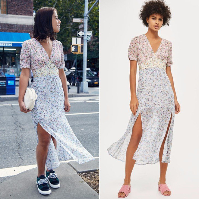 Chẳng cần phải hàng hiệu lồng lộn để dự Tuần lễ thời trang, cô nàng này toàn chọn đồ bình dân mà vẫn nổi bật - Ảnh 6.