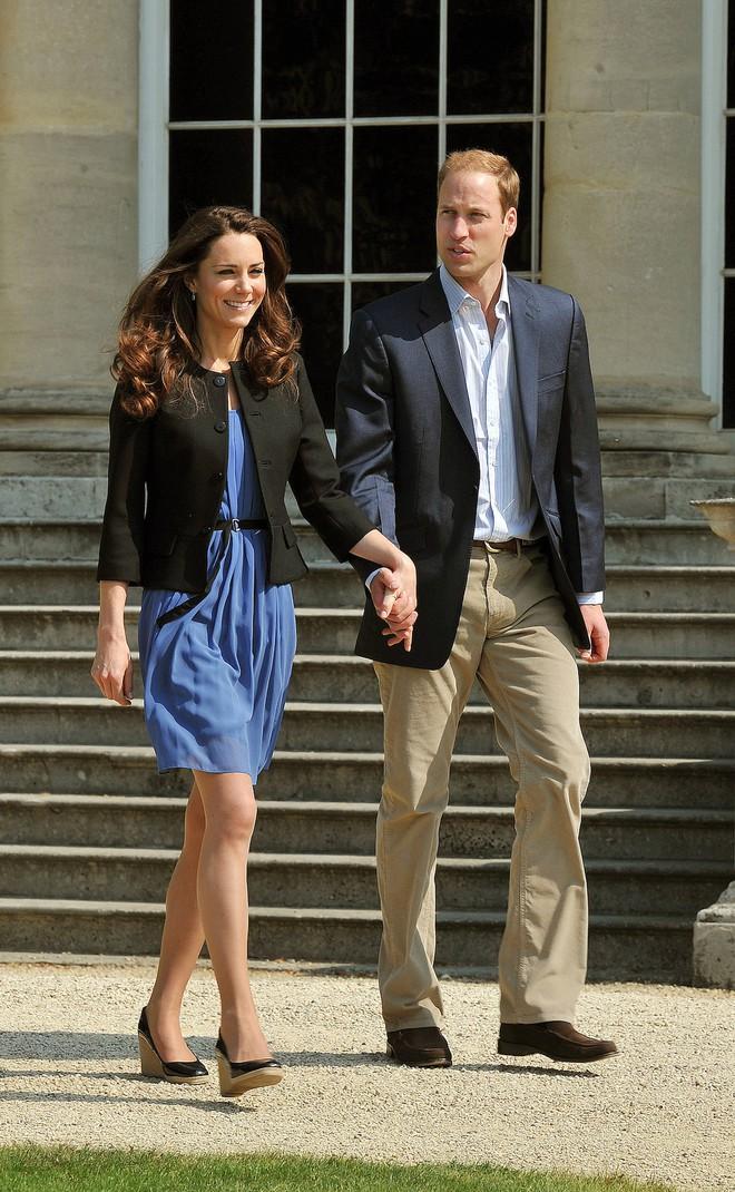 Trong các nhân vật Hoàng Gia liệu có ai có phong cách bình dân, gần gũi như Công nương Kate - Ảnh 1.