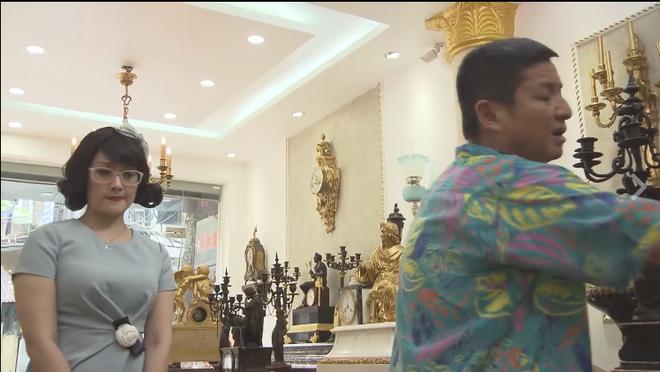 Ghét thì yêu thôi: Lỡ tạt nước vào mặt NSƯT Chí Trung, Vân Dung ái ngại đến xin lỗi - ảnh 1