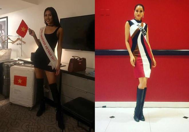 Xem Nguyễn Thị Loan đi thi Miss Universe lần này, mà nhiều người chỉ nhớ đến Phạm Hương của 2 năm trước - Ảnh 7.