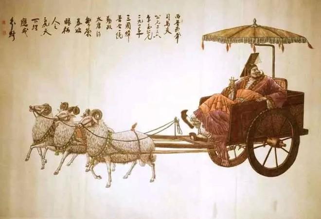 Muôn cách để Hoàng đế Trung Hoa xưa chọn phi tần lâm hạnh: thả bướm, thảy xúc xắc và cả cưỡi xe dê - Ảnh 5.