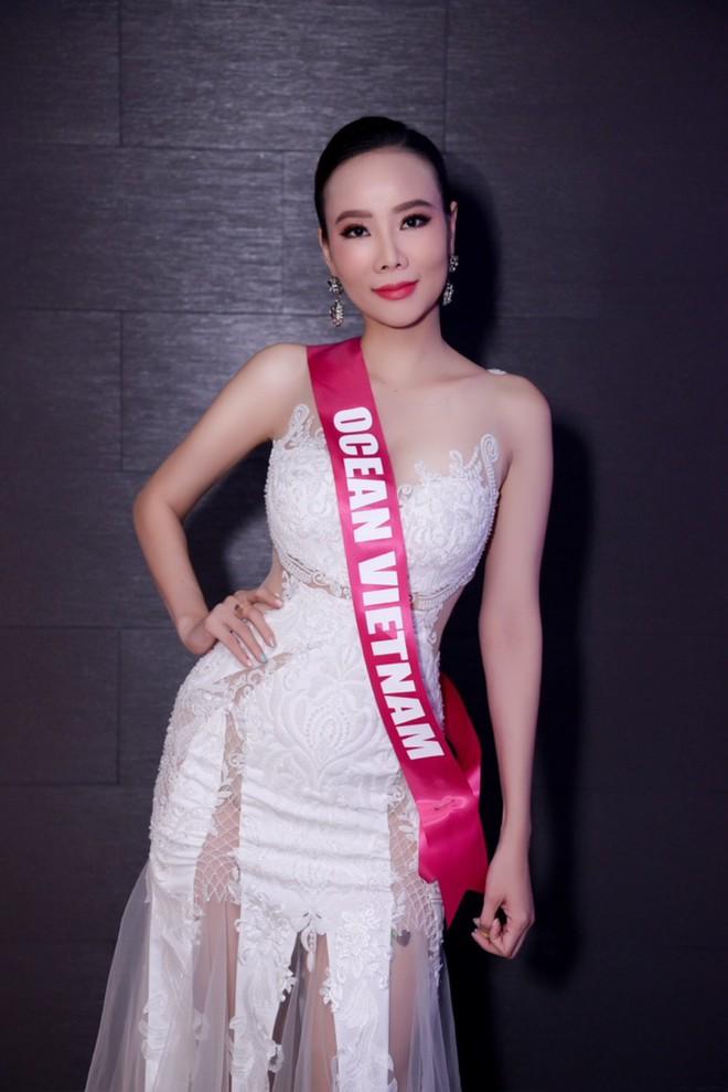 Dương Yến Ngọc bất ngờ nhận 2 giải thưởng tại Hoa hậu quý bà 2017 - ảnh 1