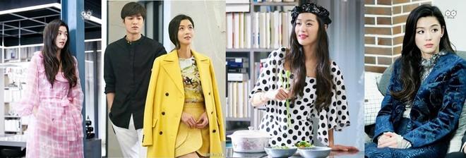 Đây là những nhân vật có gu thời trang ấn tượng nhất phim Hàn trong năm 2017 - Ảnh 1.