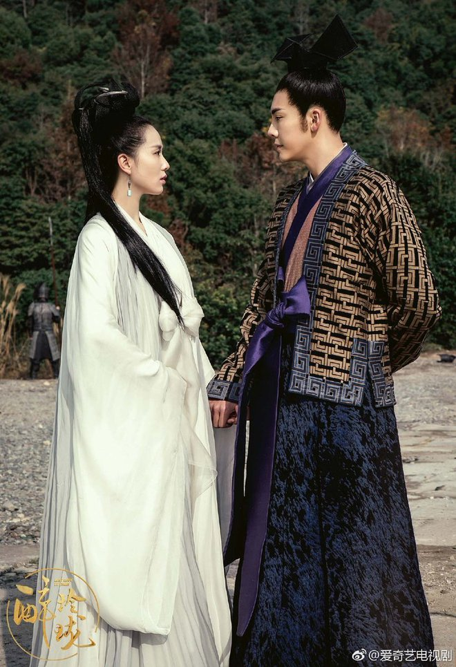 Lưu Thi Thi nhợt nhạt giữa dàn mỹ nhân Túy linh lung xinh như mộng - Ảnh 4.