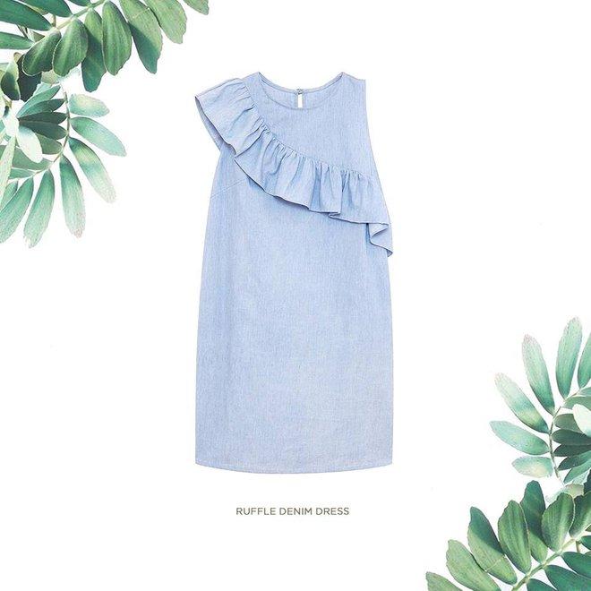 Xanh baby và những gợi ý váy áo vừa rẻ vừa đẹp đến từ các thương hiệu Việt - Ảnh 2.