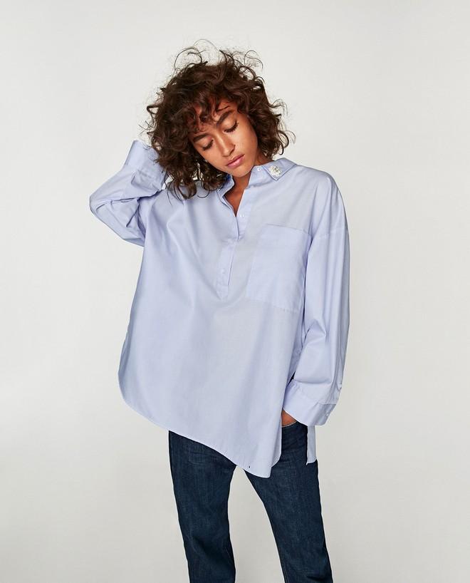 Với 500 ngàn, bạn có thể sắm được những đồ gì ở Zara, H&M cho mùa Thu/Đông tới - Ảnh 2.