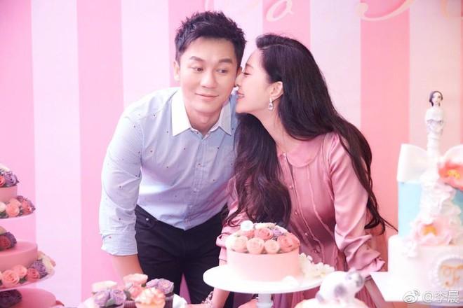 Phong cách tâm đầu ý hợp của cặp uyên ương sắp cưới Phạm Băng Băng - Lý Thần - Ảnh 2.