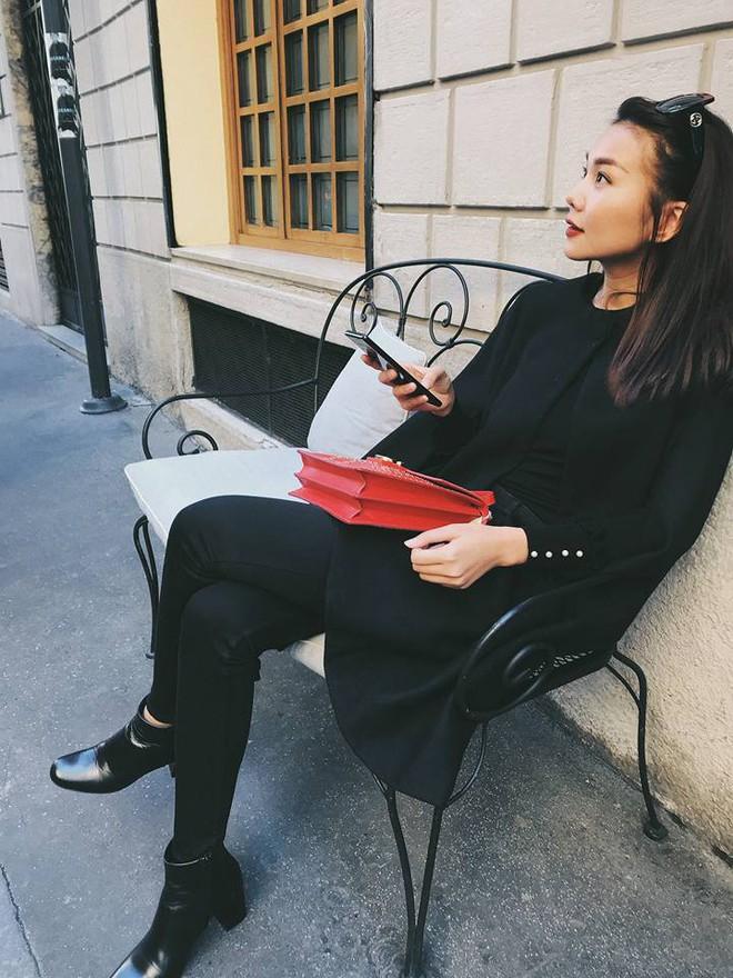 Thu nhập khủng, nhưng những sao Việt này vẫn luôn trung thành với hàng hiệu bình dân Zara và H&M - Ảnh 2.