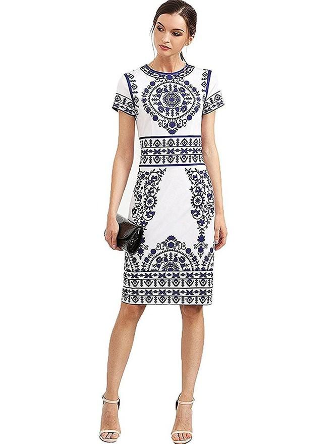 Các tín đồ mê mệt váy áo của Công nương Kate có thể dễ dàng tìm mua những thiết kế này với phiên bản mô phỏng chỉ vài trăm ngàn - Ảnh 2.