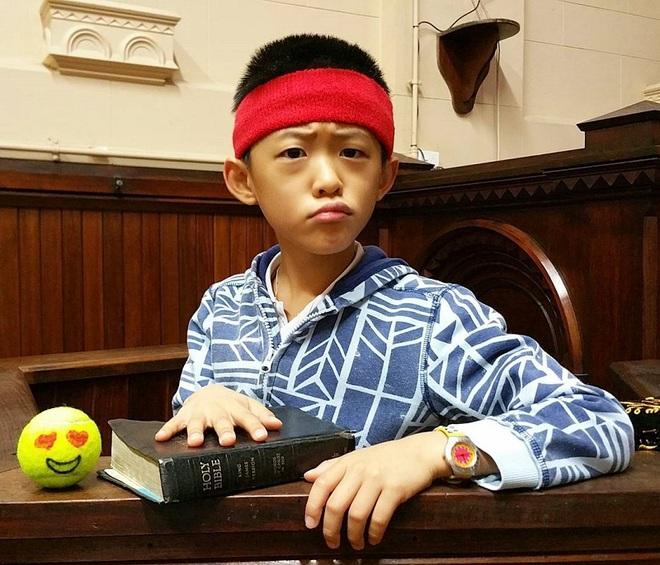 """Thông minh hơn 99% dân số, thần đồng 8 tuổi gốc Việt được mệnh danh là """"Einstein của nước Úc"""" - Ảnh 9."""
