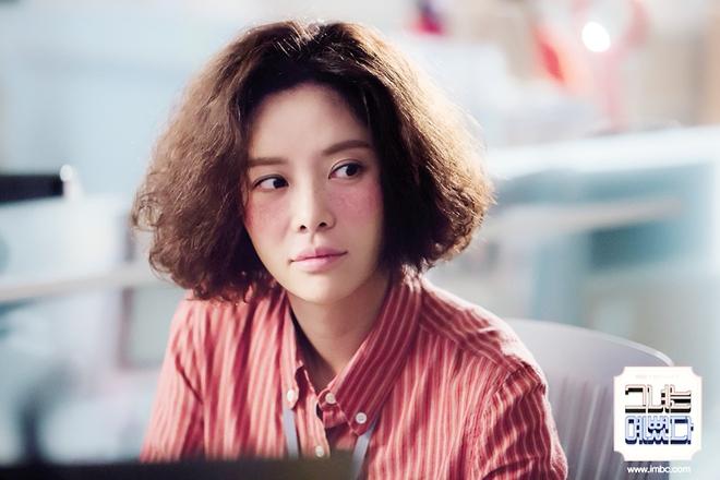 Cô nàng tóc xù Lan Ngọc bị chê từ đầu đến chân trong She was pretty phiên bản Việt - Ảnh 3.