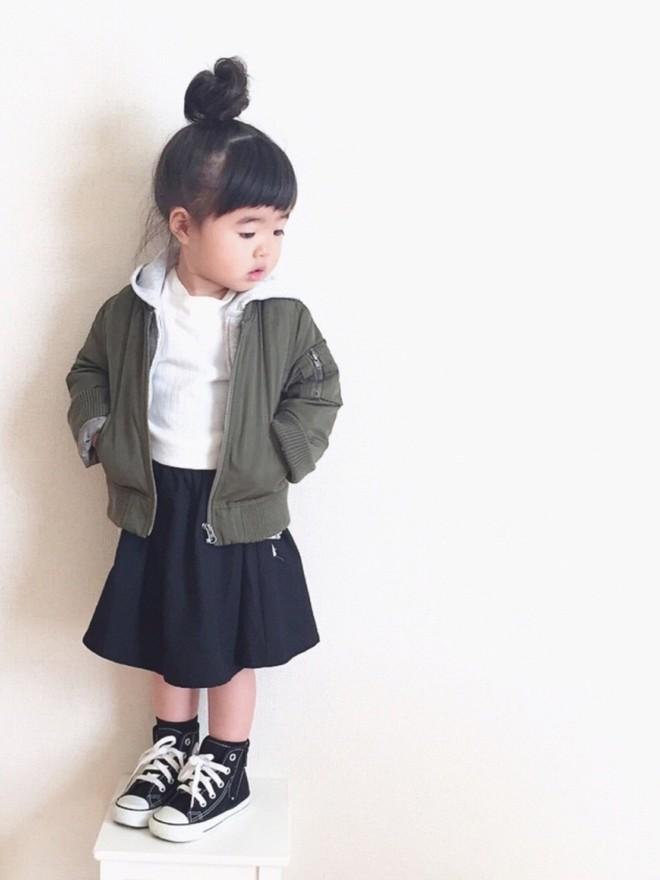 3 nhóc tì Nhật Bản chuyên mặc đồ y chang người lớn nhưng nhìn vẫn cực đáng yêu - Ảnh 3.