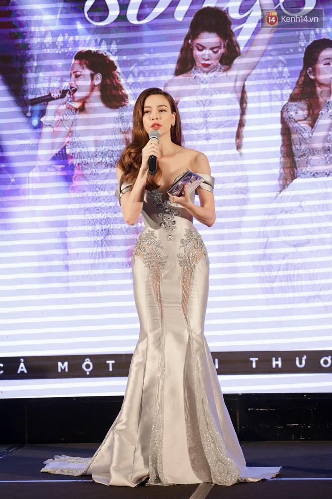 Từ khi yêu Kim Lý, trang phục biểu diễn của Hồ Ngọc Hà kín đáo và tinh tế hơn hẳn - Ảnh 7.