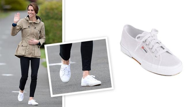 Đôi sneaker giá có hơn 1 triệu vậy mà Công nương Kate lại yêu thích đến vậy! - Ảnh 6.