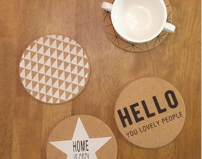 Mang thiên nhiên về nhà với những món đồ làm từ gỗ bần - Ảnh 7.