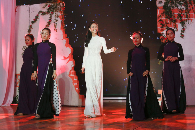 Sau khi gây náo loạn Miss Earth, Á hậu Hà Thu bất ngờ thành Quán quân Tình Bolero - Ảnh 5.