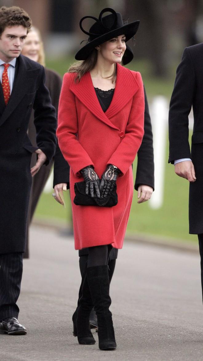 Liệu có ai tò mò về phong cách thời trang hồi chưa là Công nương của Kate Middleton - Ảnh 6.
