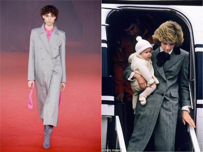 Công nương Diana trở thành nguồn cảm hứng trong BST mới của thương iêuj Off-White - Ảnh 9.