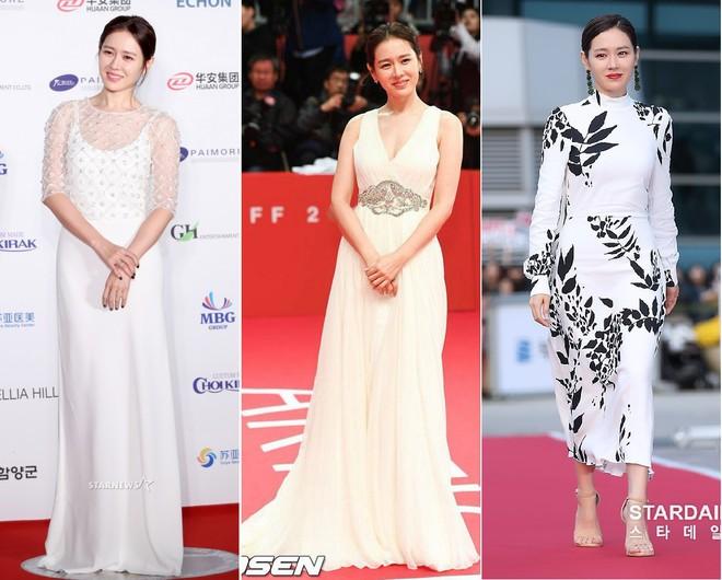 4 người đẹp không tuổi xứ Hàn: người trẻ trung như thuở còn teen, người lại nhạt nhòa thiếu điểm nhấn - Ảnh 13.