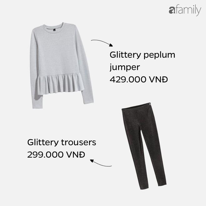 Với ngân sách 1 triệu, vào H&M bạn có thể mua được đủ bộ cả quần lẫn áo diện đi đâu cũng đẹp - Ảnh 2.