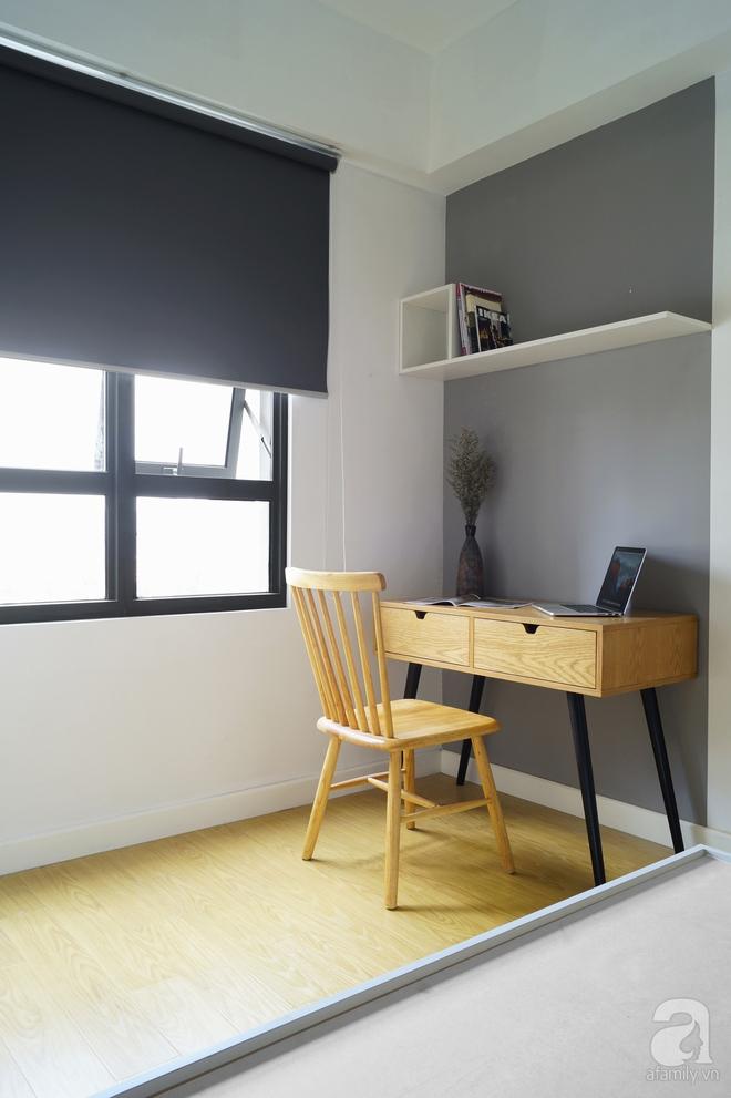 Ngắm căn hộ 76m² vừa tiện nghi, vừa thẩm mỹ với tổng chi phí cải tạo và nội thất chỉ 120 triệu ở Sài Gòn - Ảnh 11.