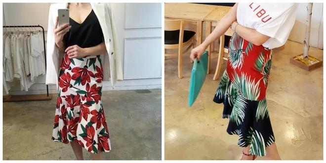 Nếu đã chán với váy ôm cơ bản, các nàng công sở hãy sắm cho mình kiểu chân váy đuôi cá - Ảnh 3.