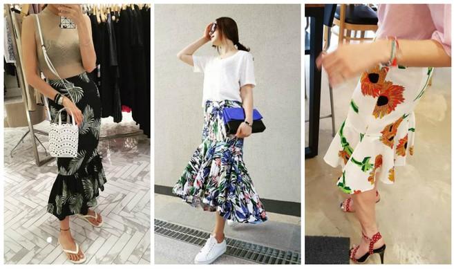 Nếu đã chán với váy ôm cơ bản, các nàng công sở hãy sắm cho mình kiểu chân váy đuôi cá - Ảnh 4.