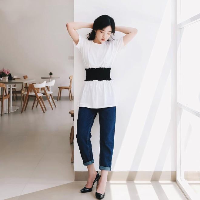 Dù là chân dài hay ngắn, thì liệu bạn có chắc mình đã tìm đúng kiểu quần jeans nịnh dáng nhất chưa? - Ảnh 7.