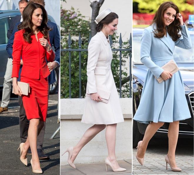 Suốt cả tháng 7, công nương Kate chỉ chuộng diện lại túi cũ từ năm ngoái - Ảnh 10.