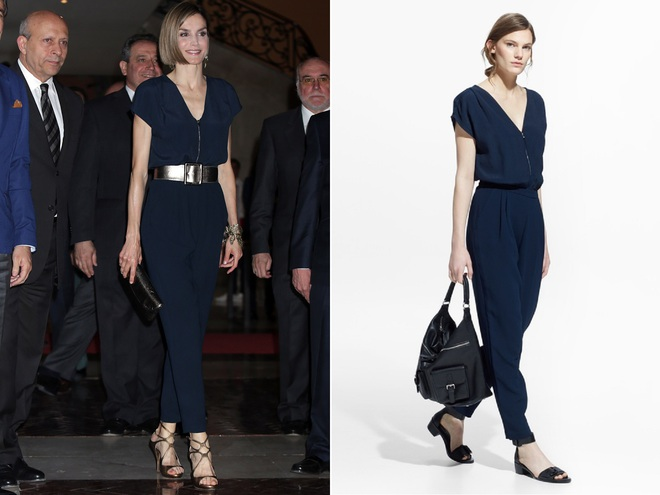 Giống công nương Kate, Nữ hoàng Tây Ban Nha chỉ chuộng những hãng đồ bình dân và chẳng ngại mặc đi mặc lại một mẫu - Ảnh 11.