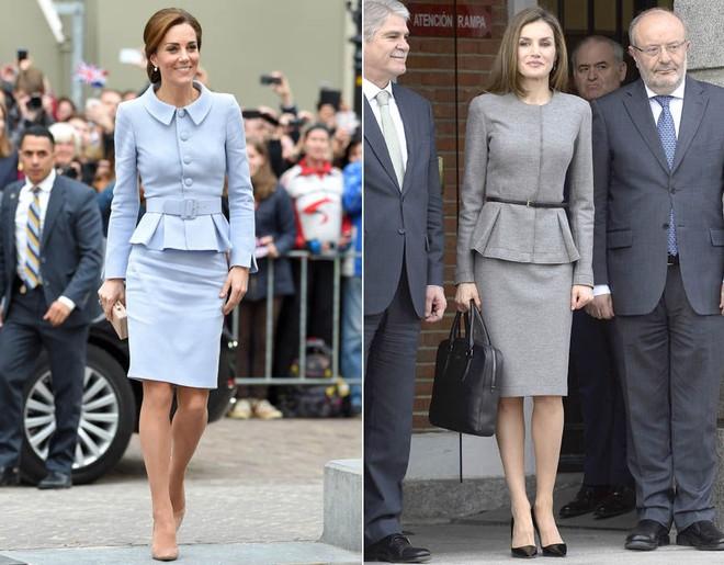Mặc đẹp là thế, nhưng Công nương Kate cũng từng có vô số màn đụng độ khó phân cao thấp với 1 vị Hoàng hậu - Ảnh 11.