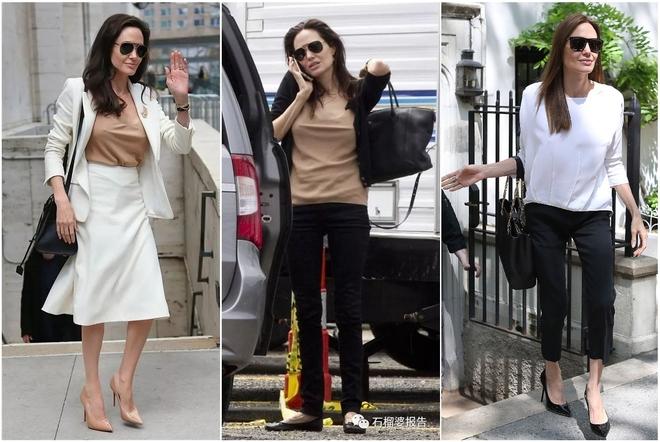 2 bí kíp đơn giản giúp định hình gu thời trang thanh lịch mà chẳng sợ lỗi mốt từ Angelia Jolie - Ảnh 11.