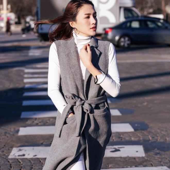 Mặc đúng 1 chiếc quần nhưng lại mix được 3 bộ khác nhau, Kỳ Duyên đúng là nổi nhất street style tuần này - Ảnh 13.