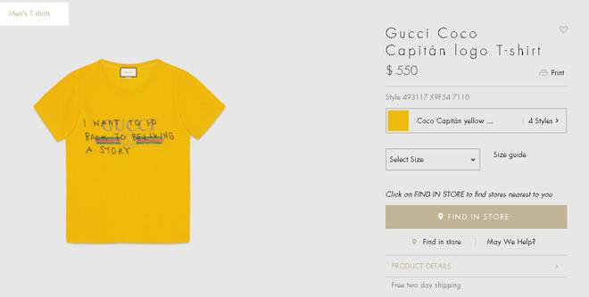Đơn giản hết mức, nhưng áo phông của Gucci vẫn được các sao Việt và các fashionista thi nhau mặc - Ảnh 11.