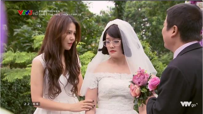 Tập cuối Ghét thì yêu thôi khép lại với nụ hôn nồng nàn và một đám cưới viên mãn - ảnh 6