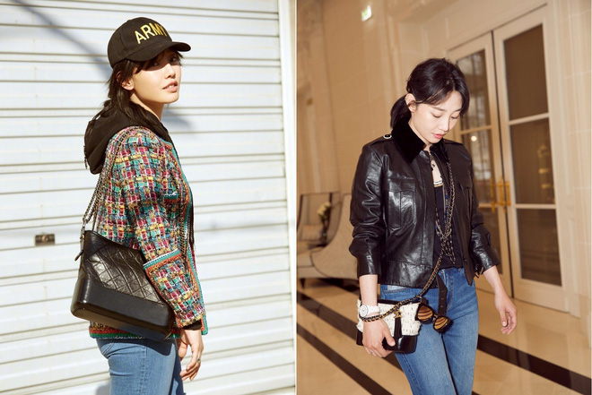 Túi mới của Chanel: Chưa ra mắt được bao lâu đã làm mưa làm gió tủ đồ của loạt sao Hoa ngữ - Ảnh 12.
