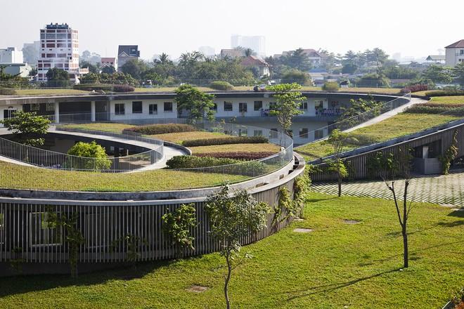 Cận cảnh ngôi trường mầm non ở Đồng Nai được xếp hạng đẹp nhất thế giới - Ảnh 11.