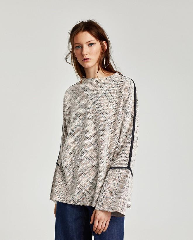 Zara sale 50% và đây là những mẫu áo len, áo nỉ mà các nàng phải vợt ngay kẻo hết size - Ảnh 18.