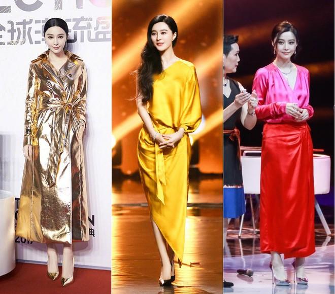 """Là """"Ngôi sao quốc tế mặc đẹp nhất thế giới"""", nhưng Phạm Băng Băng cũng có vô số pha ăn mặc khó hiểu - Ảnh 6."""