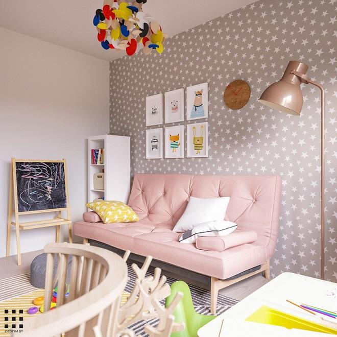8 mẫu sofa nhỏ đẹp long lanh mà cực hợp cho nhà chật - Ảnh 8.