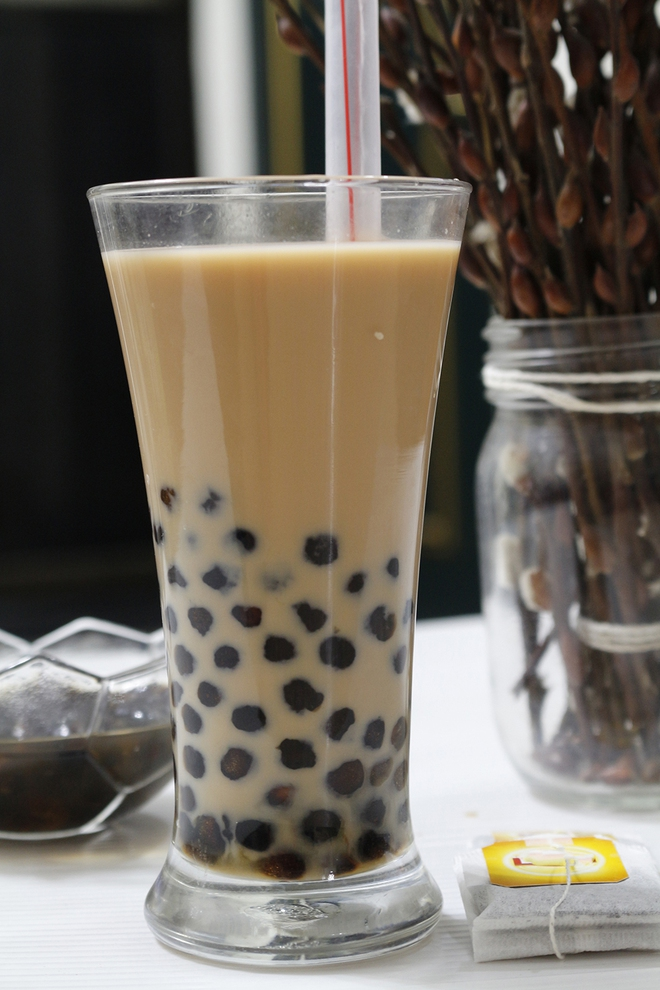 Bật mí cách pha trà sữa đúng chuẩn Đài Loan ngon ngất ngây - Ảnh 5.