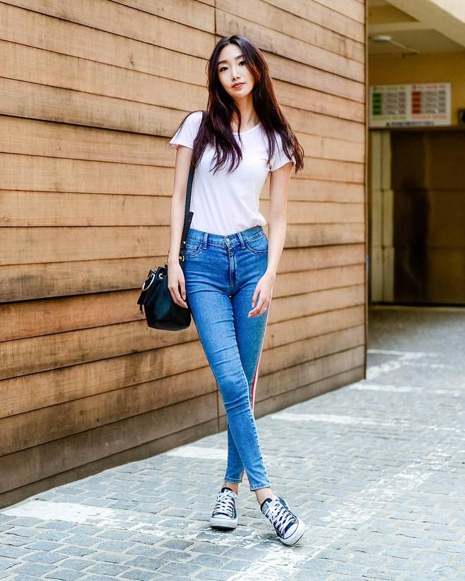 Dù là chân dài hay ngắn, thì liệu bạn có chắc mình đã tìm đúng kiểu quần jeans nịnh dáng nhất chưa? - Ảnh 10.
