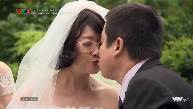 Tập cuối Ghét thì yêu thôi khép lại với nụ hôn nồng nàn và một đám cưới viên mãn - ảnh 7