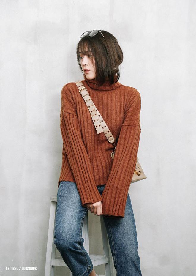 Để sắm áo len thật xinh diện trong mùa đông này, đừng bỏ qua 8 gợi ý dưới đây - Ảnh 47.