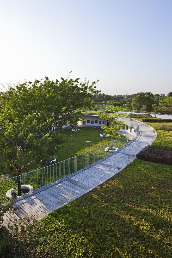 Cận cảnh ngôi trường mầm non ở Đồng Nai được xếp hạng đẹp nhất thế giới - Ảnh 12.
